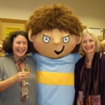 Francesca Simon, Horrid Henry and Fiona Kennedy, Publisher of Orion Children's Books