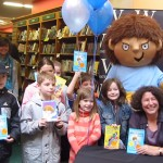 Horrid Henry book signing at Waterstones