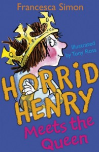 Horrid Henry Meets the Queen