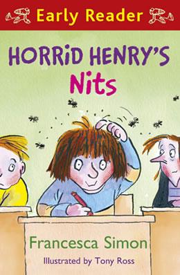 Horrid Henry's Nits (Early Reader)