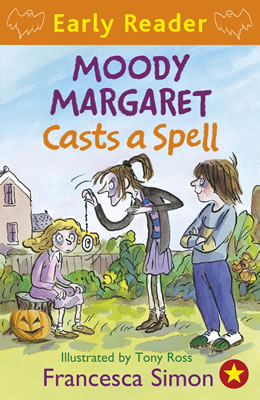 Horrid Henry Books Moody Margaret Casts A Spell Early Reader