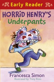 Horrid Henry's Underpants (Early Reader)