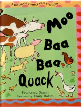 Moo Baa Baa Quack (Gift Book Compilation)