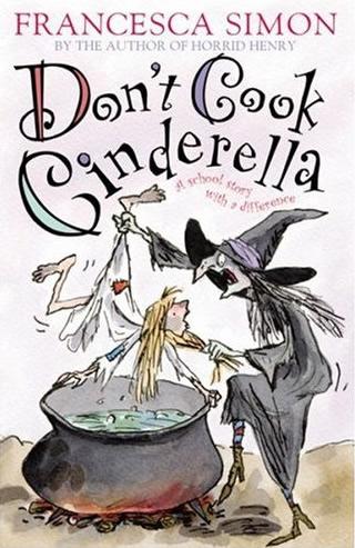 Don't Cook Cinderella - Francesca Simon
