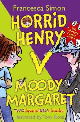 Horrid Henry versus Moody Margaret