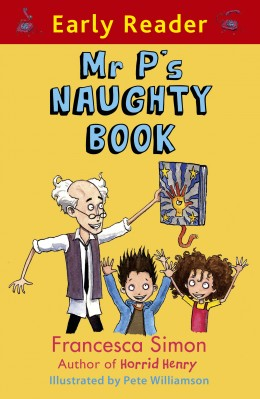 Mr P's Naughty Book