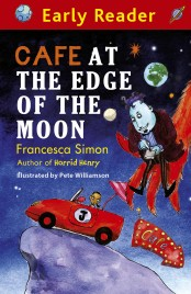Café at the Edge of the Moon