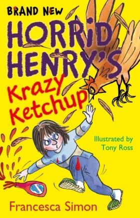 Vote for Horrid Henry's Krazy Ketchup in the Children's Book Awards