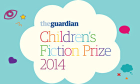 The Lost Gods is longlisted for the Guardian Children's Fiction Prize