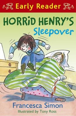 Horrid Henry's Sleepover (Early Reader)