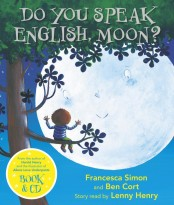 Do You Speak English, Moon? signing, Waterstones Kingston
