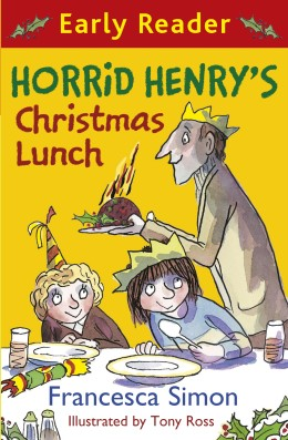 Horrid Henry's Christmas Lunch (Early Reader)