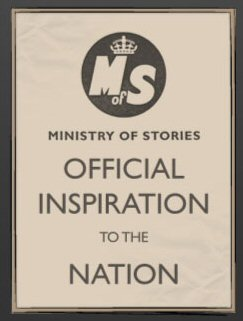 Story competition with the Ministry of Stories