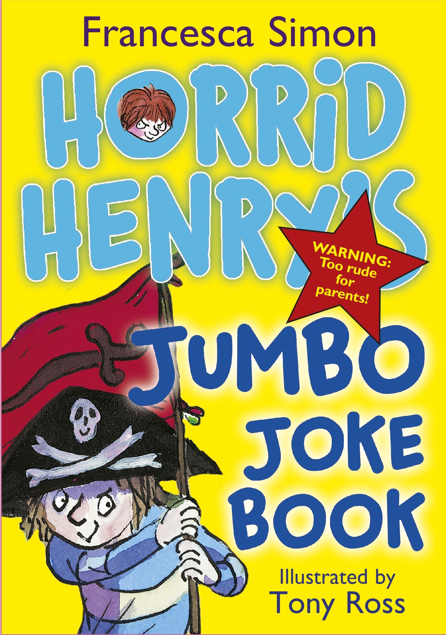 Horrid Henry's Jolly Joke Book - Francesca Simon