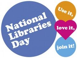 A love letter to libraries by Francesca Simon