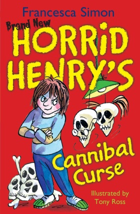 Final Horrid Henry title in the series revealed!