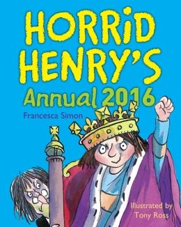 Horrid Henry's Annual 2016