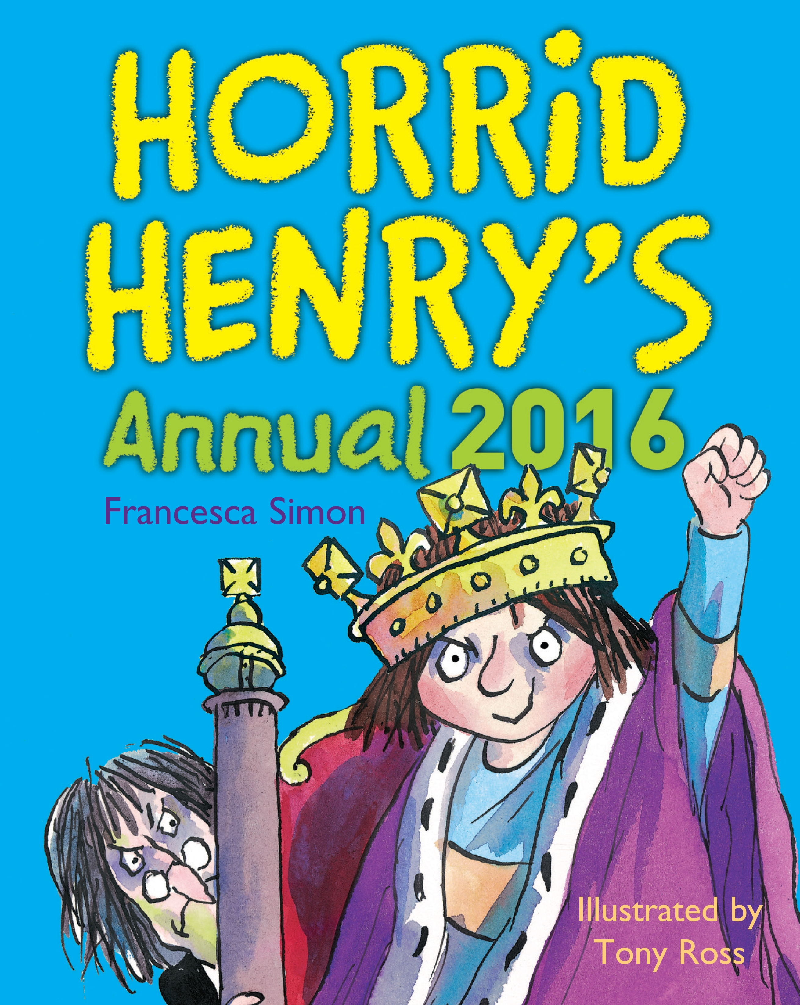 Horrid Henry's Annual 2016