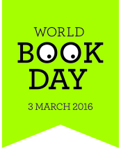 World Book Day 2016's Biggest Book Show On Earth