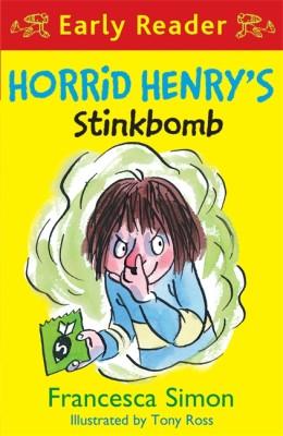 Horrid Henry's Stinkbomb (Early Reader)