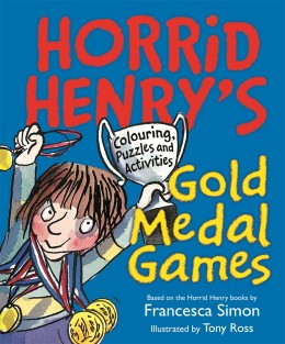 Horrid Henry's Gold Medal Games (Activity Book)
