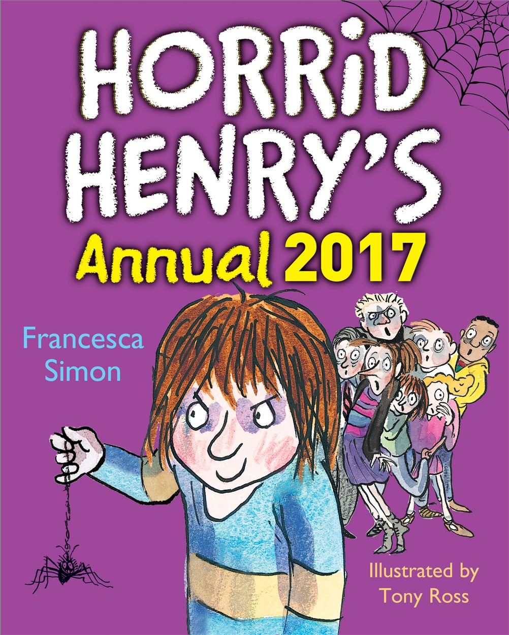 Horrid Henry's Annual 2017