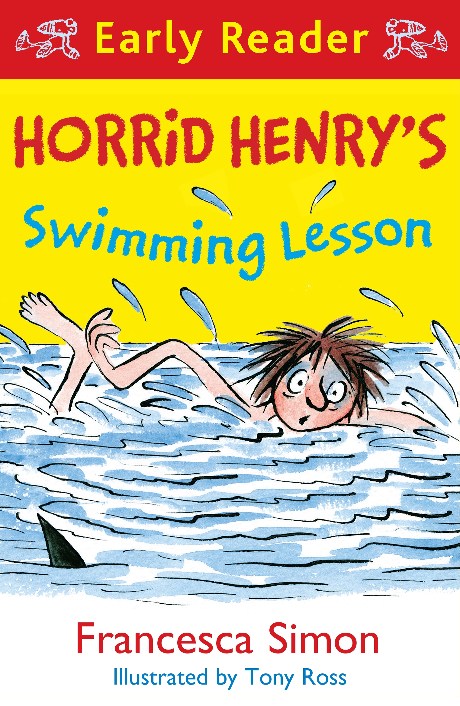 Horrid Henry's Swimming Lesson (Early Reader)