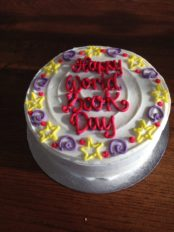 A special cake to celebrate from Hachette Children's Books