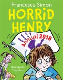 Horrid Henry Annual 2018