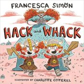 Meet Francesca & Charlotte Cotterill signing their new book