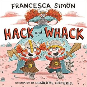 Francesca introduces her picture book Hack and Whack