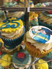 The Horrid Henry Cupcakes