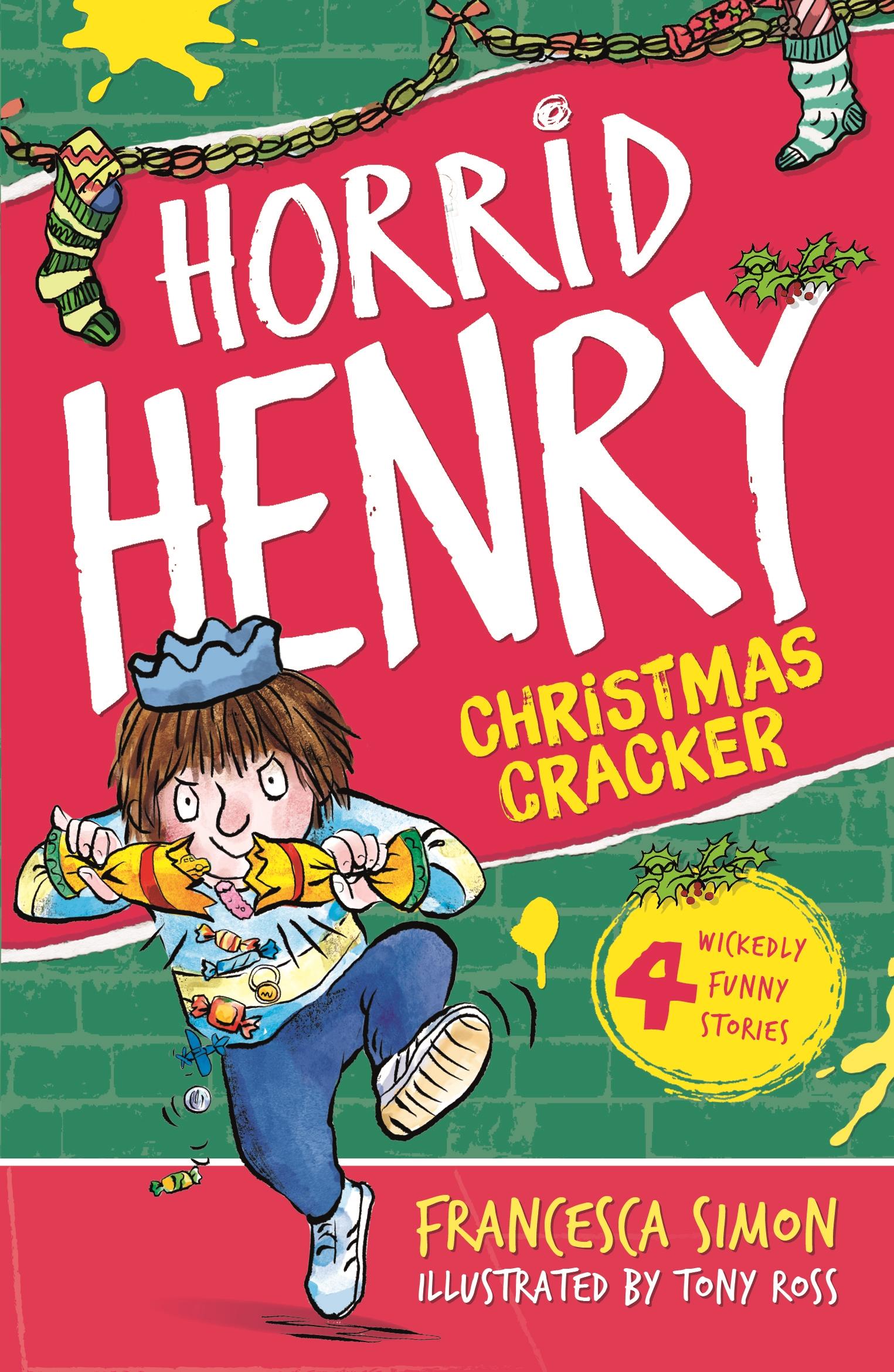Horrid Henry Christmas Cracker (book 15